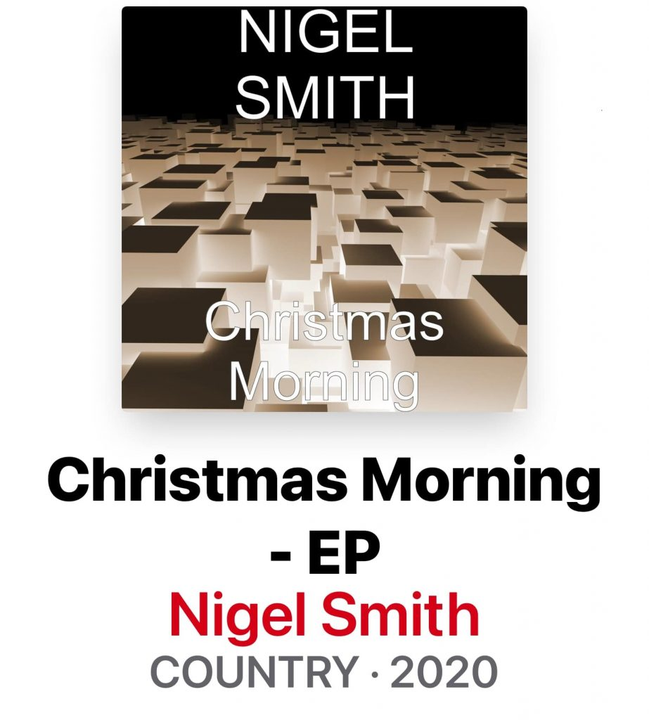 Nigel Smiths Album, Christmas Morning